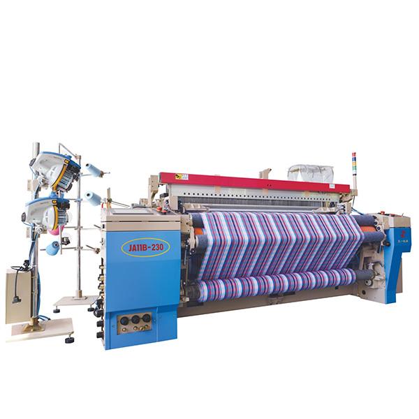 OEM Customized Fabric Weaving Machine - JA11 air jet loom – HQFTEX