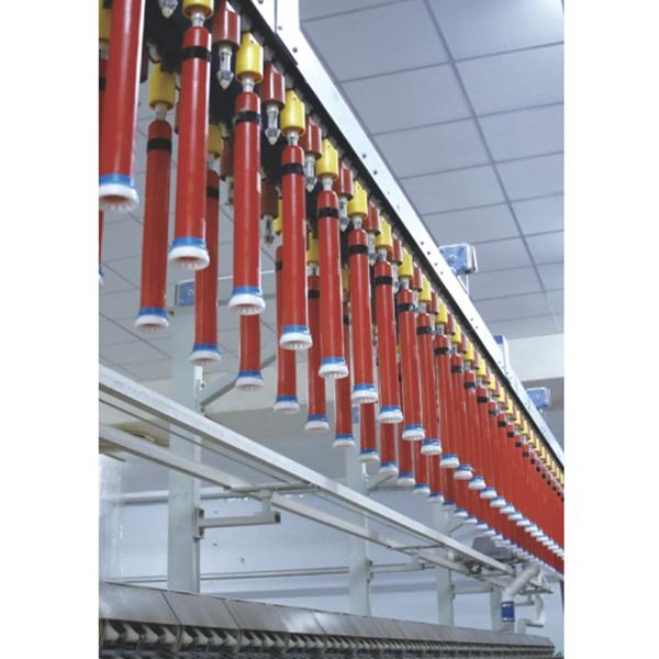 2018 China New Design Roving Frame Machine - Advantage – HQFTEX