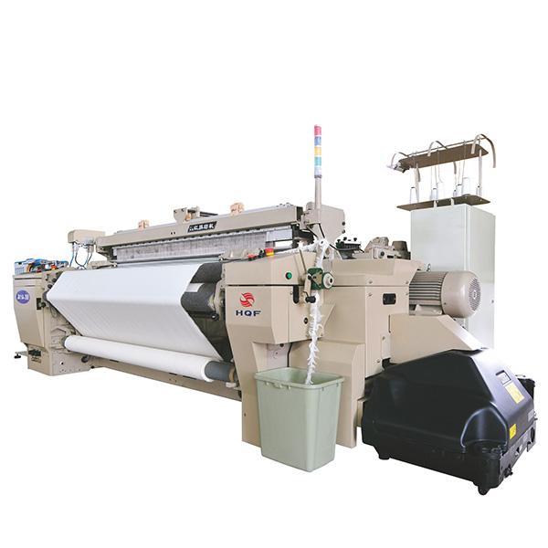 Factory best selling Blackout Fabric Weaving Water Jet Loom - JA11 air jet loom – HQFTEX
